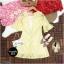 Dress เดรสผ้าลูกไม้ทรงสวยใส่เข้ารูปงานแขนระดับศอกปลายระฆัง thumbnail 10