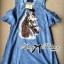 DR-LR-174 Lady Alexa Sequin Horse Cut-out Denim Dress thumbnail 14