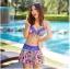 SM-V1-327 ชุดว่ายน้ำแฟชั่น คนอ้วน เด็ก ดารา thumbnail 1