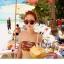 414 ชุดว่ายน้ำบิกินี่ทูพีช ลายแตงโมน่ารักๆ thumbnail 7