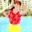 SM-V1-304 ชุดว่ายน้ำแฟชั่น คนอ้วน เด็ก ดารา thumbnail 3