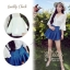Blue Jean Set with white beauty style S144-85C05 thumbnail 1