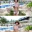 SM-V1-301 ชุดว่ายน้ำแฟชั่น คนอ้วน เด็ก ดารา thumbnail 6