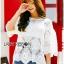 Lady Kristin Vintage Feminine Pastel Lace Blouse L267-6917 thumbnail 8