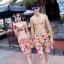 SM-V1-314 ชุดว่ายน้ำแฟชั่น คนอ้วน เด็ก ดารา thumbnail 1