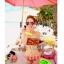 414 ชุดว่ายน้ำบิกินี่ทูพีช ลายแตงโมน่ารักๆ thumbnail 6