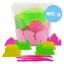 PS132 ทรายนิ่ม Soft Sand Play Sand ทราย สีชมพู หนัก 800 กรัม thumbnail 1