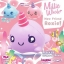 I425 สกุชชี่ I-Bloom squishy Mini Millie Roxie the Whale ขนาด 8 cm (Super Soft)ลิขสิทธิ์แท้ ญี่ปุ่น thumbnail 2