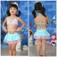 SMC-N1-007 ชุดว่ายน้ำแฟชั่น คนๆ/อ้วน เด็ก ดารา thumbnail 1