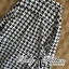 DR-LR-233 Lady Diana Glam Ruffle Houndstooth Shirt Dress thumbnail 7