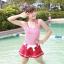 SM-V1-124 ชุดว่ายน้ำแฟชั่น คนอ้วน เด็ก ดารา thumbnail 1