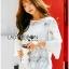 Lady Kristin Vintage Feminine Pastel Lace Blouse L267-6917 thumbnail 4