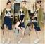 Lady Rachel Micky Printed Top and Ruffle Skirt Set L137-75E09 thumbnail 2