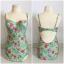 ชุดว่ายน้ำ วันพีช สีเขียวสวย ขายพร้อมเสื้อคลุมผ้าชีฟอง thumbnail 2