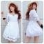 Dorothy White Dress thumbnail 1