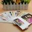 KBTO5 โปสการ์ด BTS ของแฟนเมด ติ่งเกาหลี 1 กล่องบรรจุ 30 แผ่น อัลบั๊ม face your self thumbnail 8