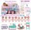 BX003 Baby Secrets เบบี้ซีเคร็ท ชุด Play Set เก้าอี้ พร้อม เบบี้คละแบบ thumbnail 2