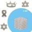 ZZ002 bucky ball cube แม่เหล็กแรงสูง สารพัดนึก ขนาด 3 mm. ชุด 216 ชิ้น thumbnail 1