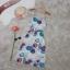 เดรสสายเดี่ยวผ้าสปันพิมพ์ลายใบบัว ใบไม้ ดอกไม้ thumbnail 5