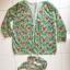 ชุดว่ายน้ำ วันพีช สีเขียวสวย ขายพร้อมเสื้อคลุมผ้าชีฟอง thumbnail 9