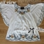 Lady Emily Country Flower Embroidered Kaftan Blouse L148-49A01 thumbnail 6