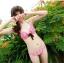 SM-V1-021 ชุดว่ายน้ำแฟชั่น คนอ้วน เด็ก ดารา thumbnail 8