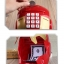 KA046 กระปุกออมสิน ตู้เซฟ ดูดเงินอัตโนมัติ ไอรอนแมน Iron man thumbnail 4