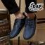 รองเท้าแฟชั่นผู้ชาย สวยเท่ห์ เนี้ยบทุกมุมมอง วัสดุหนัง PU แบบหนังด้าน thumbnail 4
