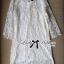 DR-LR-110 Lady Melanie Elegant Camelia White Organza Dress thumbnail 13