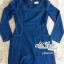 Slim thin long-sleeved dress denim skirt denim by Aris Code A243-79C05 thumbnail 11