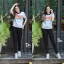 Ste 2 ชิ้น เสื้อยืดคอกลม+กางเกงขายาว thumbnail 1
