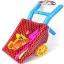 PA150 ชุดอุปรณ์ ทรายนิ่ม Soft Sand Play Sand รถขนทราย และอุปกรณ์ (ไม่รวมทราย) thumbnail 4