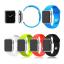 Smart Watch นาฬิกาบลูทูธมีกล้อง ใส่ซิมได้ รุ่น A8 (สีฟ้า) thumbnail 3