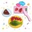 M154 ขนมญี่ปุ่น DIY ของเล่นกินได้ Playing House Kitchen Gummy thumbnail 2
