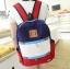 กระเป๋าเป้สะพายหลัง สีสันสดใสสไตล์เกาหลี thumbnail 1
