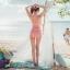ชุดว่ายน้ำ วันพีช สีชมพูโอรส สวยมาก thumbnail 10