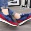 รองเท้าผ้าใบแฟชั่น ทรง Sport เสริมส้น thumbnail 3