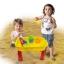 TB002 โต๊ะเล่นทราย เล่นน้ำ 2 IN 1 พร้อม ทรายนิ่ม 2 กิโล คละสี thumbnail 5