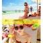 414 ชุดว่ายน้ำบิกินี่ทูพีช ลายแตงโมน่ารักๆ thumbnail 11