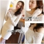 DR-LR-130 Lady Lindsay Off-shoulder Lace Body-con Dress in Ivory thumbnail 5