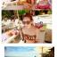 414 ชุดว่ายน้ำบิกินี่ทูพีช ลายแตงโมน่ารักๆ thumbnail 8