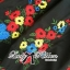 DR-LR-249 Lady Sarah Colourful Flowery Embroidered Dress thumbnail 9