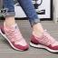 รองเท้าผ้าใบแฟชั่น ทรง Sport เสริมส้น thumbnail 7
