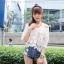 V Very Lace Blouse thumbnail 1