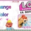LO070-B (ไม่มีกล่อง) L.O.L Surprise ตุ๊กตา 7 ชั้น รุ่นเปลี่ยนสี เมื่อโดนน้ำอุ่น 33 C thumbnail 2