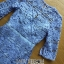 Lady Ariana Sweet Feminine French Lace Dress in Light Blue L217-95C17 thumbnail 7