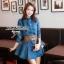 DR-LR-246 Lady Mara Chic Denim Dress thumbnail 7