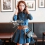 DR-LR-246 Lady Mara Chic Denim Dress thumbnail 6