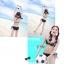 SM-V1-266 ชุดว่ายน้ำแฟชั่น คนอ้วน เด็ก ดารา thumbnail 9