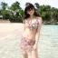 SM-V1-051 ชุดว่ายน้ำแฟชั่น คนอ้วน เด็ก ดารา thumbnail 1